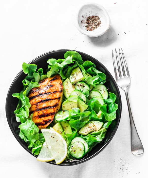 Carne si- alata cu nutritionist Roxana Ciocaltea, Nutritie cu Roxi
